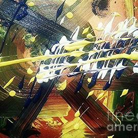 Collin A Clarke - Colour Abstract