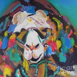 Jolanta Shiloni - Colourfull Camel
