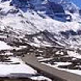 Ian Mcadie - Columbia Icefields