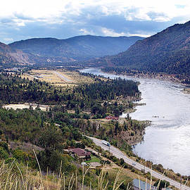 Janet Ashworth - Columbia River at Trail BC