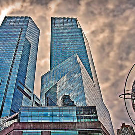 Hanny Heim - Columbus Circle
