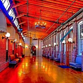 Rick Todaro - Interior  The Galleria Red Bank