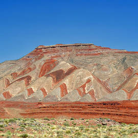 Christine Till - Comb Ridge Utah near Mexican Hat