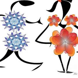 Iris Gelbart - Come on lets dance