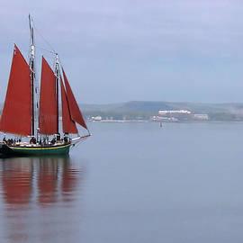 Karol  Livote - Come Sail Away