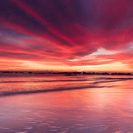 Jeff Sinon - Coming Soon Sunrise At Hampton Beach