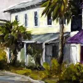 Susan Richardson - Commerce and Avenue D