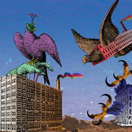 Eric Edelman - Commerce of the Birds