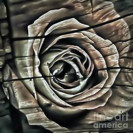 Walt Foegelle - Rough Wood Rose 3
