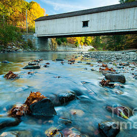 JG Coleman - Covered Bridge - Comstock