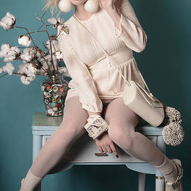 Jt PhotoDesign - Conceptual Retro Glamour