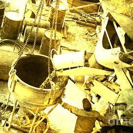 Lali Kacharava - Concrete mixer