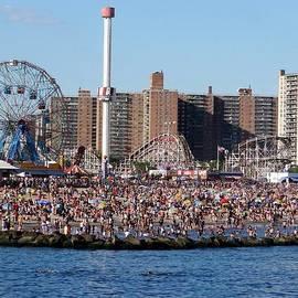 Ed Weidman - Coney Island