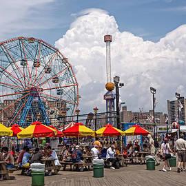 Frank Winters - Coney Island June 2013