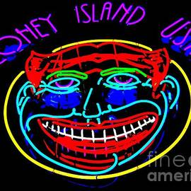 Ed Weidman - Coney Island Neon