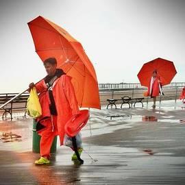 Frank Winters - Coney Island Umbrella 2