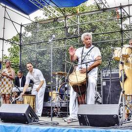 William Morgan - Congo Square Rhythms Festival 2