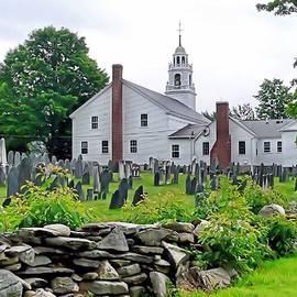 Janice Drew - Congregational Church Cemetery Hollis NH