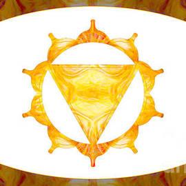 Omaste Witkowski - Conscious Spirituality Abstract Chakra Art by Omaste Witkowski