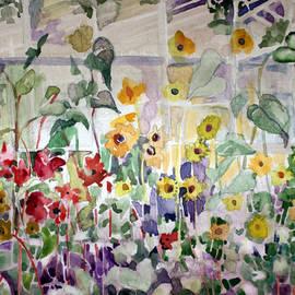 Mindy Newman - Conservatory Sunflowers