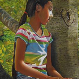 Thu Nguyen - Contemplation