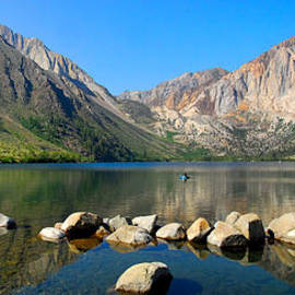 Lynn Bauer - Convict Lake Panorama