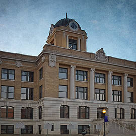 Joan Carroll - Cooke County Courthouse