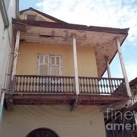 Vladimir Berrio Lemm - Cool Balcony