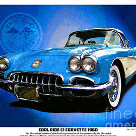 Kenneth De Tore - Cool Corvette