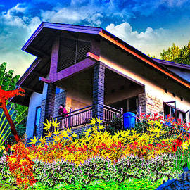 Vidka Art - Cool Villa in Malang