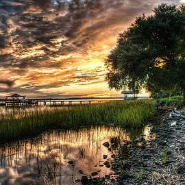 Scott Hansen - Coosaw Plantation Sunset