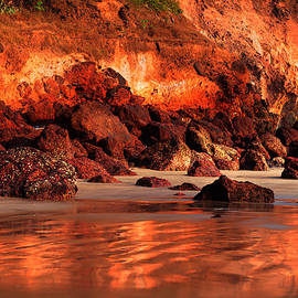 Jenny Rainbow - Copper Beach. Bagmalo.Goa