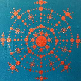 Sarita Dawn - Copper Mandala
