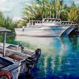 Katerina Kovatcheva - Coral Harbour 3