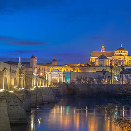 Jose Goncalves - Cordoba at the Blue Hour