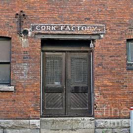 Ethna Gillespie - Cork Factory