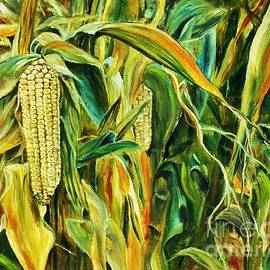 Anna-maria Dickinson - Spirit of the Corn