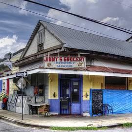 William Morgan - Corner Grocery
