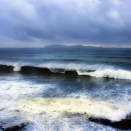 Hugh Smith - Coronado Islands in storm