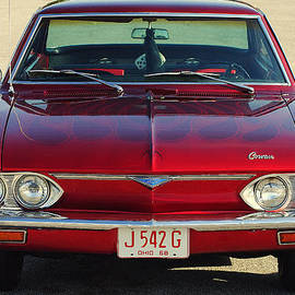 Frozen in Time Fine Art Photography - Corvair
