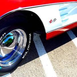 Bobbee Rickard - Corvette Wheels