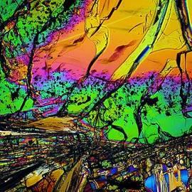 Hodges Jeffery - Cosmic Explosion
