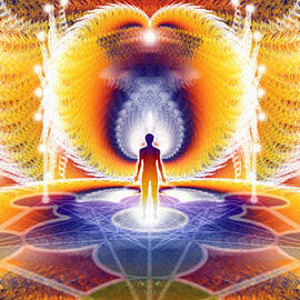 Derek Gedney - Cosmic Spiral Ascension 37