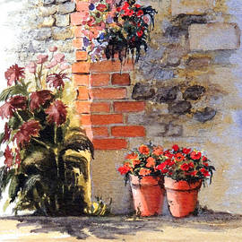 Bill Holkham - Cottage Garden