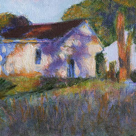 David Zimmerman - Cottage Light Study 1