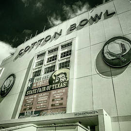 Joan Carroll - Cotton Bowl