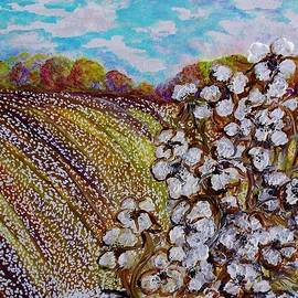 Eloise Schneider - Cotton Fields in Autumn