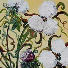 Eloise Schneider - Cotton Triptych