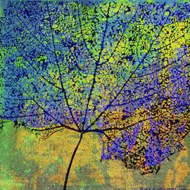 R christopher Vest - Cottonwood Leaf Color Pressed