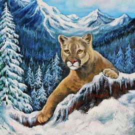 Bob and Nadine Johnston - Cougar Sedona Red Rocks